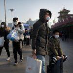 Turisti nose maske zbog koronavirusa