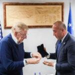 Haradinaj odlikovao Vokera