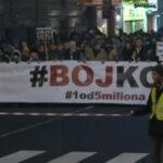 """Novi protest """"Jedan od pet miliona"""" u Beogradu"""