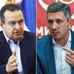 ŽESTOKO Boško: Dačić tajno priča da Vučić nije normalan! DAČIĆ: Laže Boško, intimne razgovore sigurno ne vodim s njim!