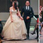 """Spremne za sudbonosno """"da"""": Poznate dame šetale u venčanicama, koja je najlepša?  (FOTO + VIDEO)"""