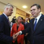 Tači: Dijalog s Vučićem neizbežan