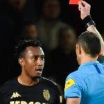 Želson Martinš dobija crveni karton