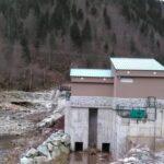 Bemaksove elektrane pored puta Berane-Kolašin