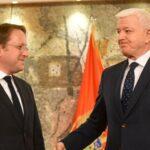 Nova metodologija se ne odnosi na Crnu Goru: Varhelji sa Markovićem