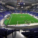 Dvorana u Košicama u kojoj će se održati Evropsko prvenstvo u minifudbalu